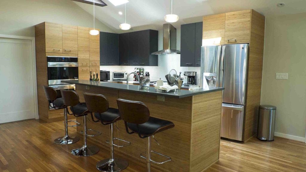 The different types of kitchen countertops in dc usa for Types of kitchen counters