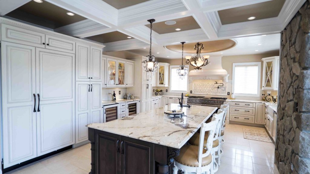 Marble Countertops Get That Classy Kitchen Look Usa