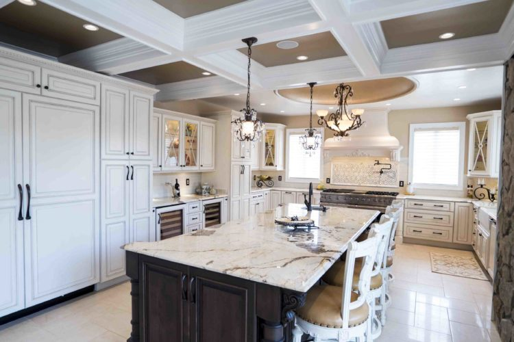 Marble Countertops; Get that Classy Kitchen Look
