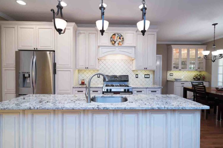Kitchen Countertops in Fairfax, Virginia