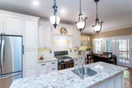 Sharlene Kitchen Countertop Project