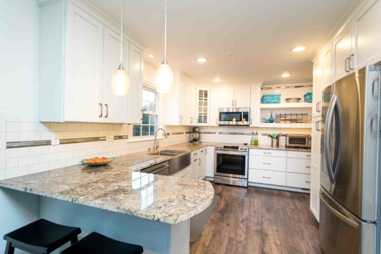 Kitchen countertops in Fairfax