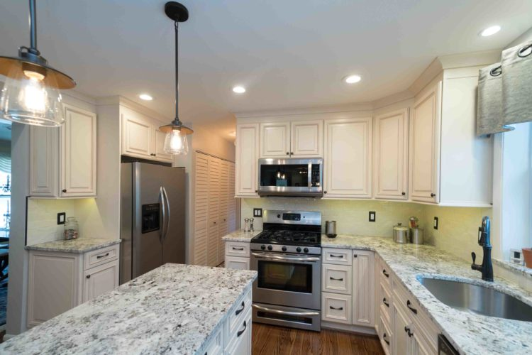 Kitchen countertops in Fairfax, VA