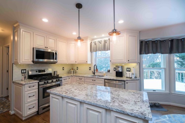 Quartz Countertops in Fairfax VA