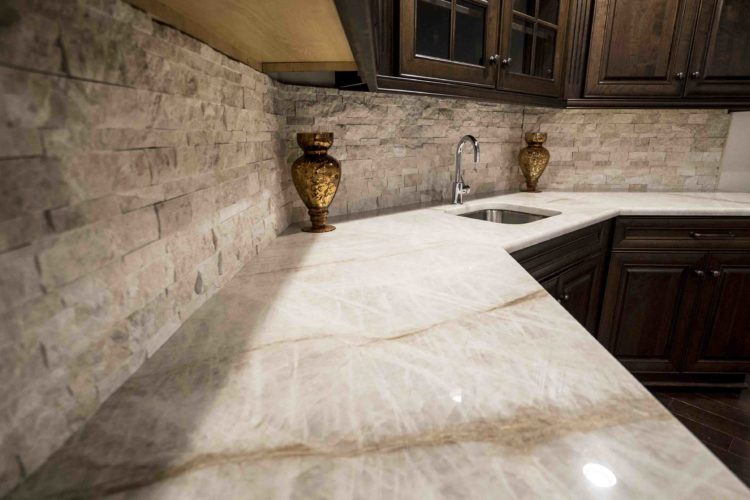 Granite Countertop Fabrication in Fairfax VA