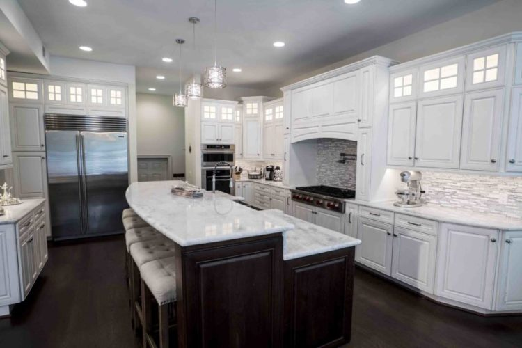 2019 Trends: Choosing the Perfect White Countertop