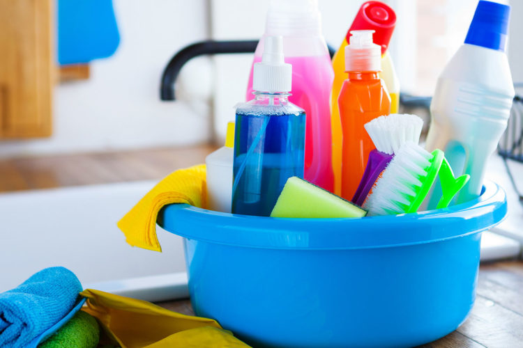 How to Clean and Disinfect Countertops to Prevent the Risk of Covid-19