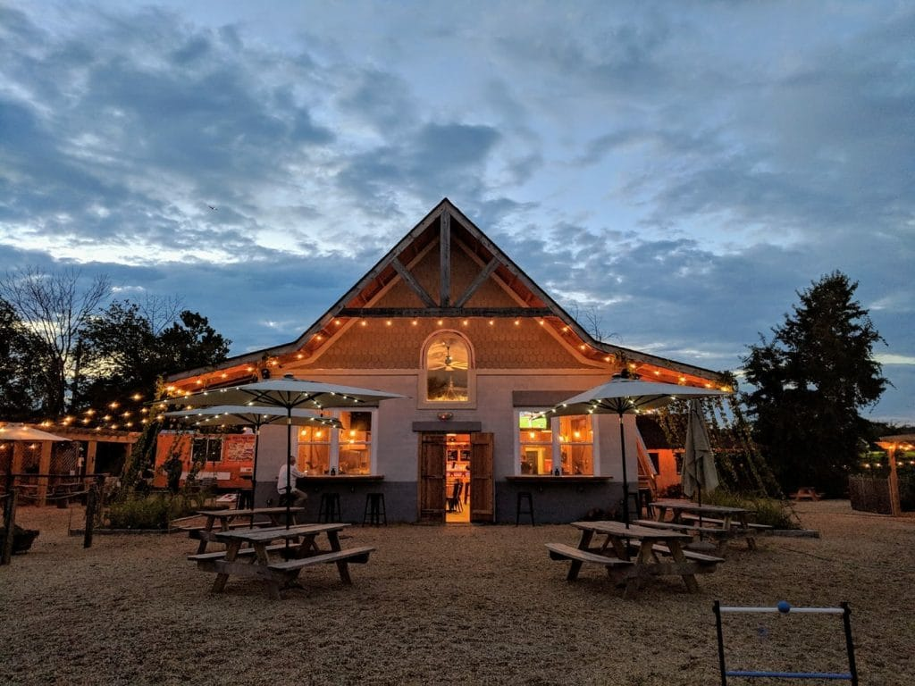 Eaves Drop Brewery Near Fairfax Virginia