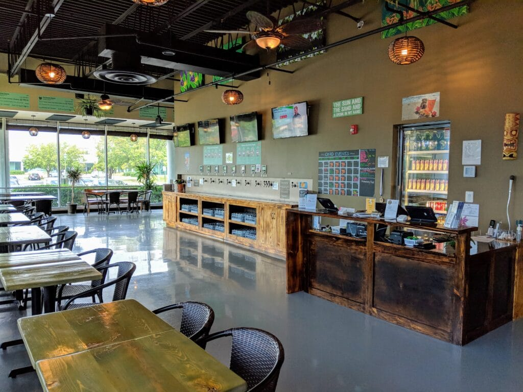 Ono Brewing Company Near Fairfax Virginia