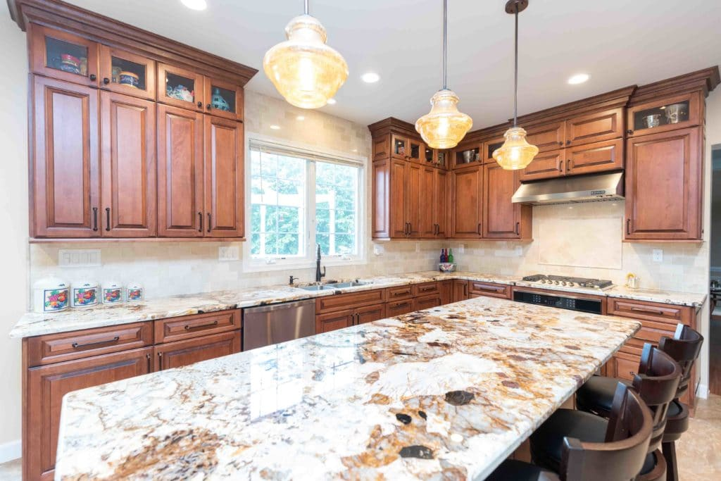 choosing kitchen countertop material