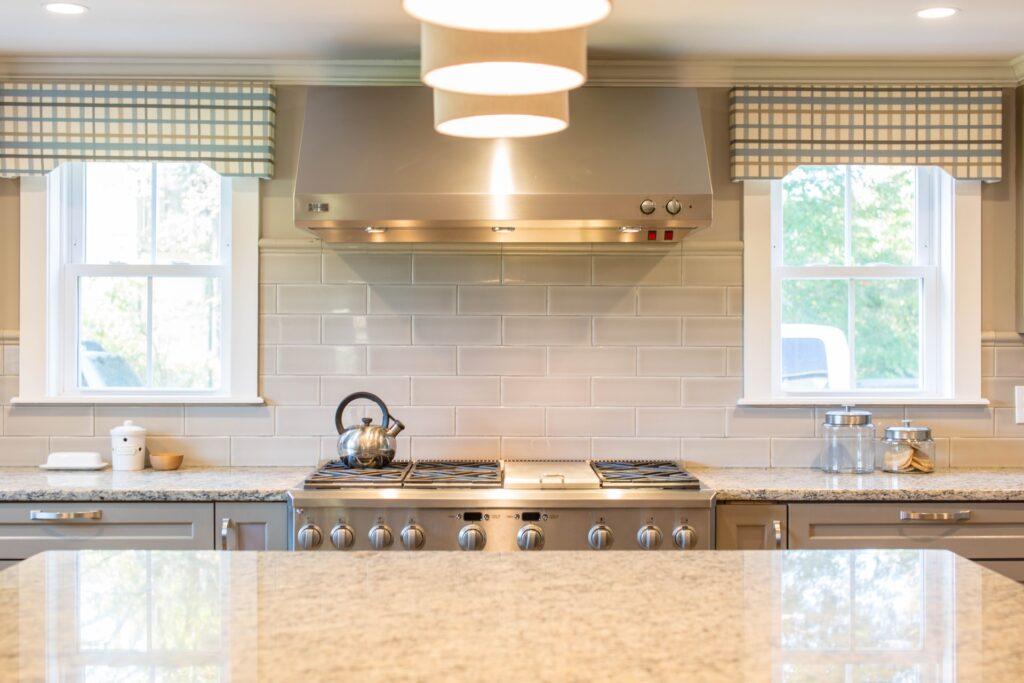 fairfax granite kitchen countertop