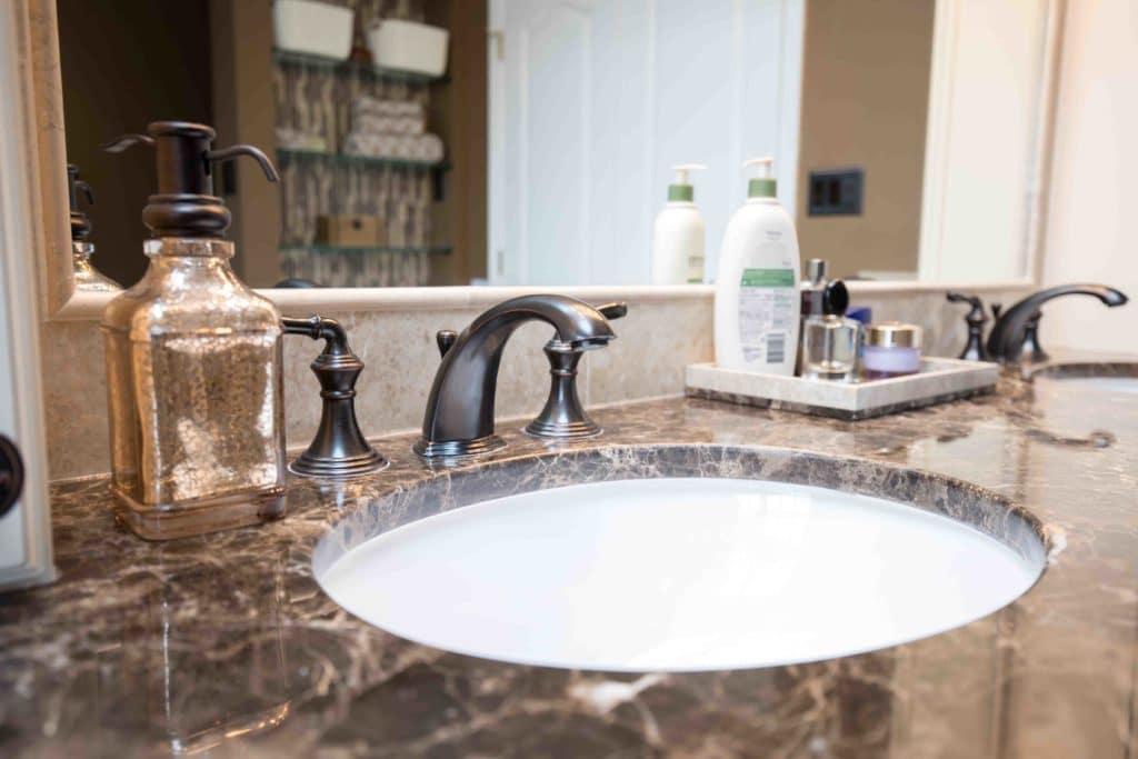 granite bathroom countertop near me