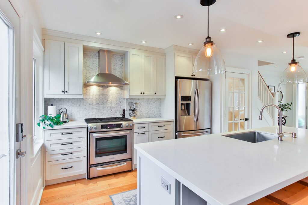 replacing kitchen countertops budget solid surface